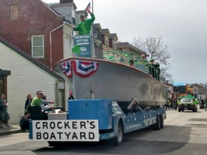 St. Patrick's Parade - best