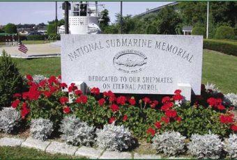 US SUBVETS WW II National Memorial East