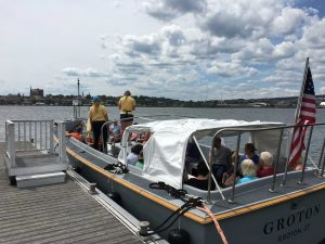 Thames River Water Taxi - Groton