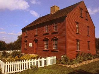 CT Open House Day at the Ebenezer Avery House