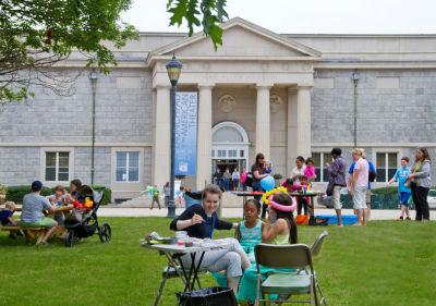 Lyman Allyn Art Museum Summer Fest