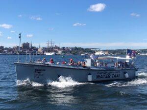 TRHP water taxi