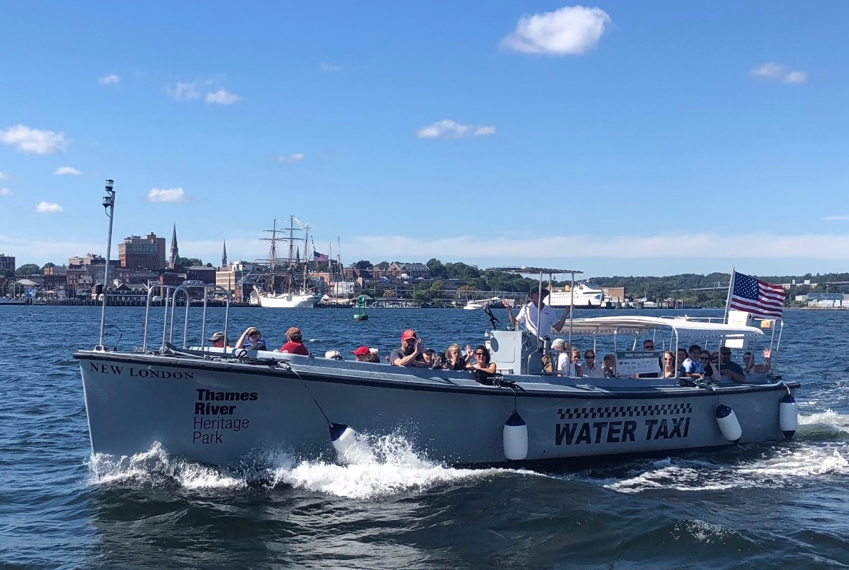 TRHP Harbor Cruise