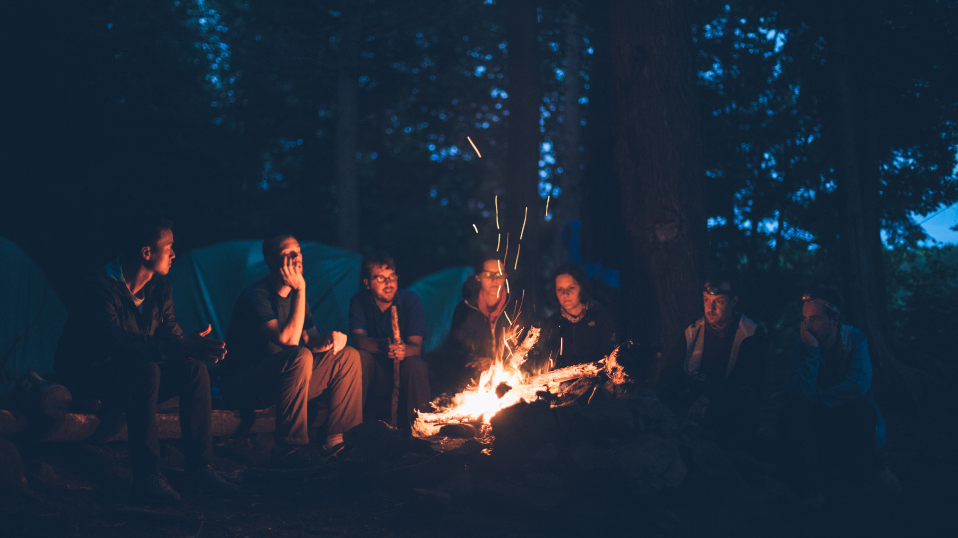 Juneteenth Campfire Discussion