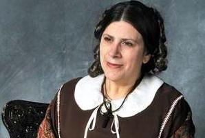 """Friends of Fort Trumbull presents """"Aunt Hattie's House: Reconstructed"""" - a historical play by Harriet Beecher Stowe"""