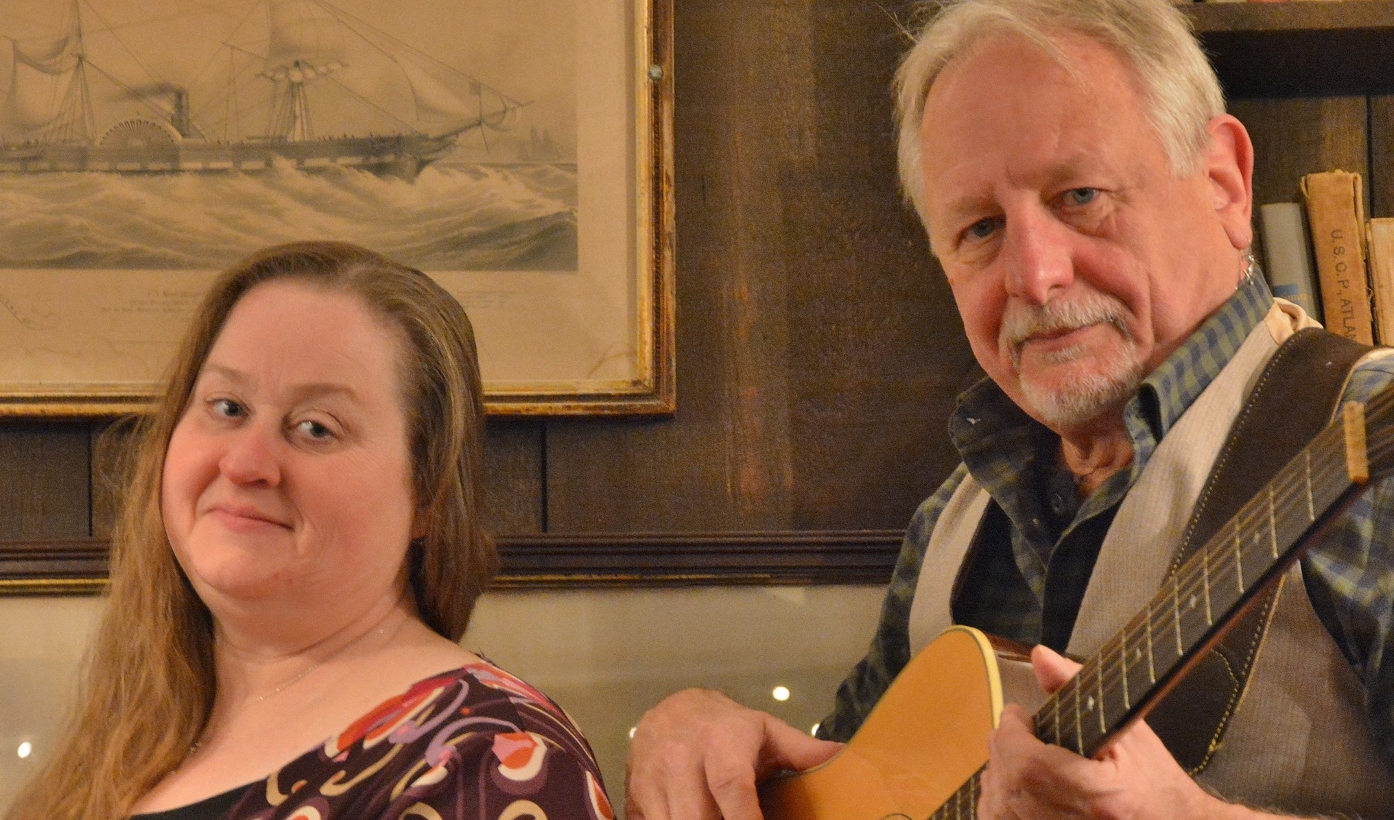 """Friends of Fort Trumbull presents """"Songs of the Women's Suffrage Movement"""""""