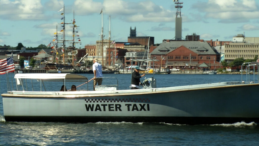 Thames River Water Taxi