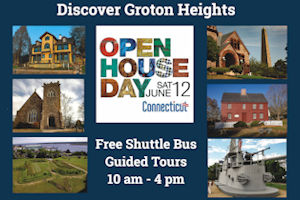 Connecticut Open House Day on Groton Heights