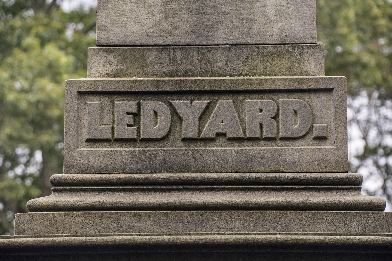 Colonel Ledyard Cemetery Tour